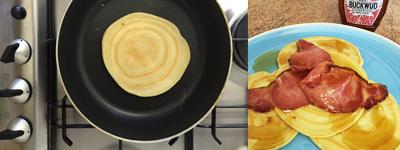 bacon pancake 2