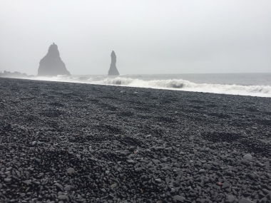 Reynisfjara: the Black Sand Beach.
